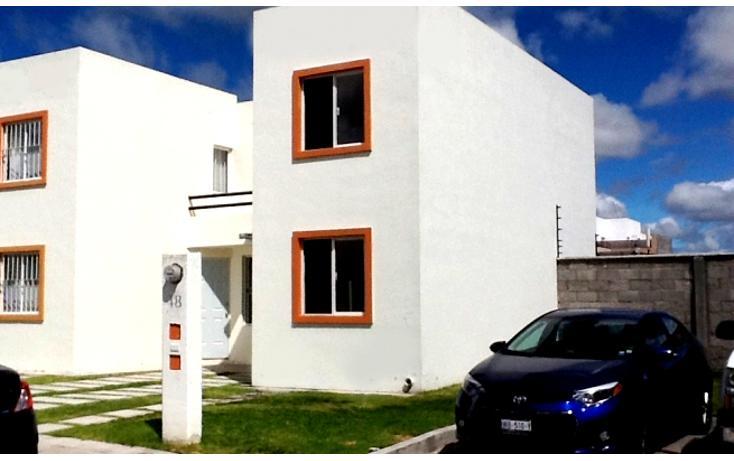 Foto de casa en venta en  , los huertos, querétaro, querétaro, 1481659 No. 01