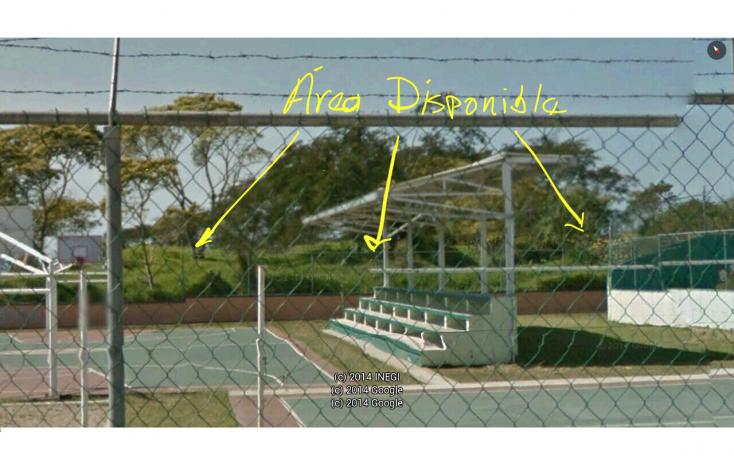 Foto de terreno habitacional en venta en los jazmines 19, bugambilias, emiliano zapata, veracruz, 588138 no 03