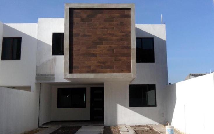 Foto de casa en venta en  , los laguitos, tuxtla gutiérrez, chiapas, 1446725 No. 01