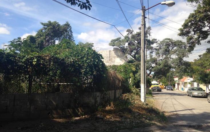 Foto de terreno habitacional en venta en  , los laureles, tuxtla gutiérrez, chiapas, 807755 No. 03