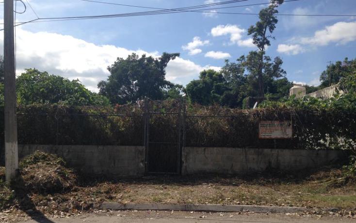 Foto de terreno habitacional en venta en  , los laureles, tuxtla gutiérrez, chiapas, 807755 No. 04
