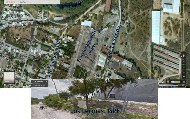 Foto de terreno comercial en venta en, los lermas, guadalupe, nuevo león, 1204255 no 01
