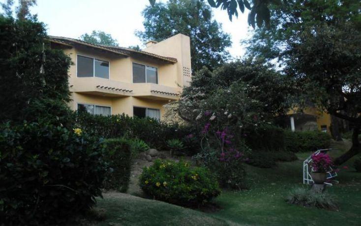 Foto de casa en condominio en renta en, los limoneros, cuernavaca, morelos, 1251501 no 01