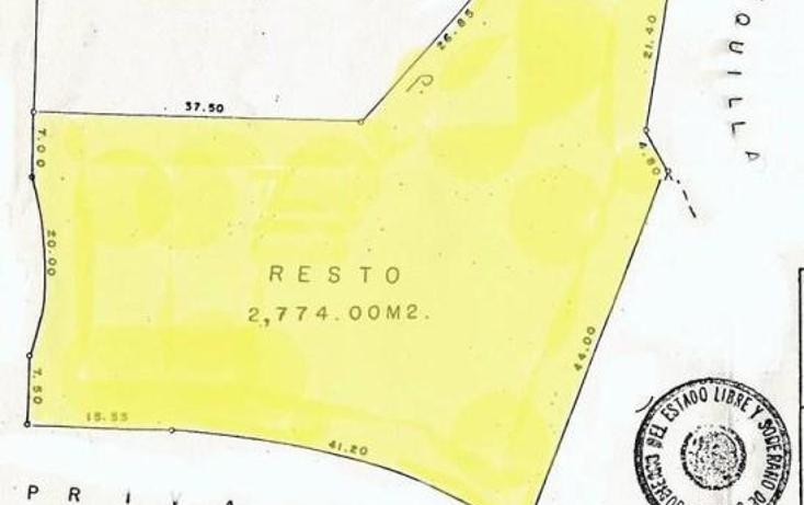 Foto de terreno habitacional en venta en  , los limoneros, cuernavaca, morelos, 1950000 No. 01