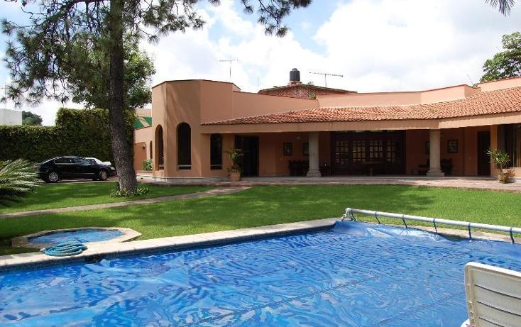 Foto de casa en venta en  , los limoneros, cuernavaca, morelos, 394640 No. 02
