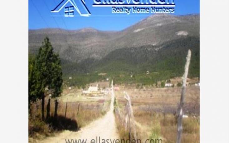 Foto de terreno habitacional en venta en los lirios 1995, los lirios, arteaga, coahuila de zaragoza, 672557 no 01