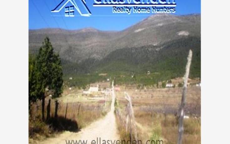 Foto de terreno habitacional en venta en los lirios 1995, los lirios, arteaga, coahuila de zaragoza, 672557 No. 01