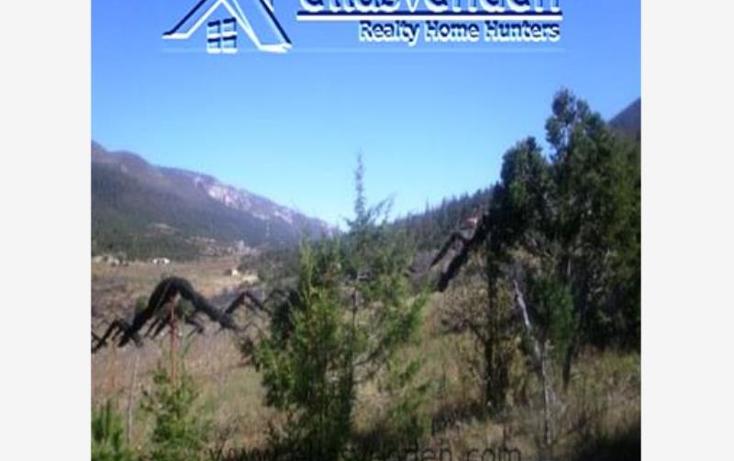 Foto de terreno habitacional en venta en los lirios 1995, los lirios, arteaga, coahuila de zaragoza, 672557 No. 05
