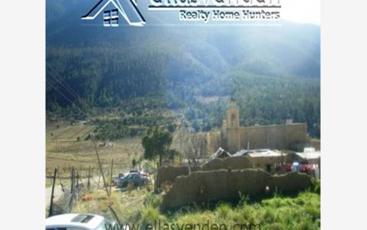 Foto de terreno habitacional en venta en los lirios 1995, los lirios, arteaga, coahuila de zaragoza, 672557 No. 18
