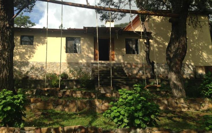 Foto de rancho en venta en camino a los lirios , los lirios, arteaga, coahuila de zaragoza, 582390 No. 01