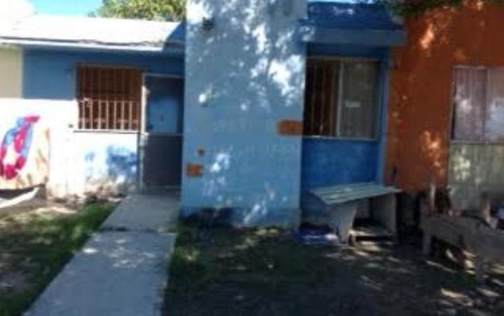 Foto de casa en venta en  , los lirios, ciénega de flores, nuevo león, 415807 No. 01