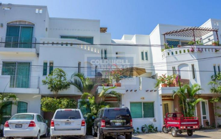 Foto de casa en condominio en venta en los mangos i francisco i madero 542, los mangos, puerto vallarta, jalisco, 740797 no 01