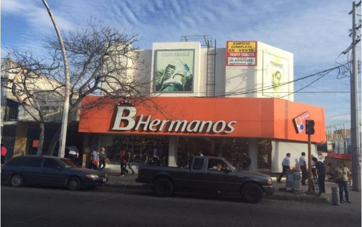 Foto de edificio en venta en  , los mochis, ahome, sinaloa, 1718890 No. 01