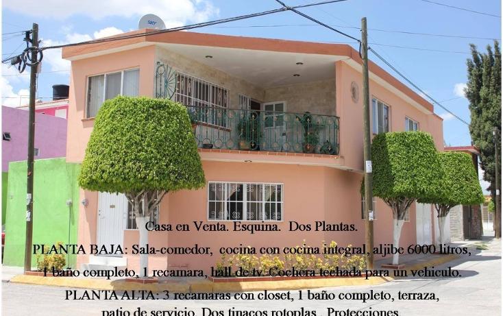 Foto de casa en venta en  , los molinos, san luis potosí, san luis potosí, 1120385 No. 01