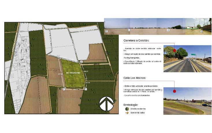 Foto de terreno habitacional en venta en  , los molinos, zapopan, jalisco, 1618738 No. 02