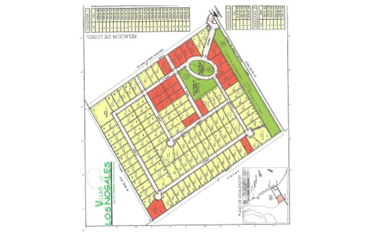 Foto de terreno habitacional en venta en  , los nogales, chihuahua, chihuahua, 1297083 No. 02