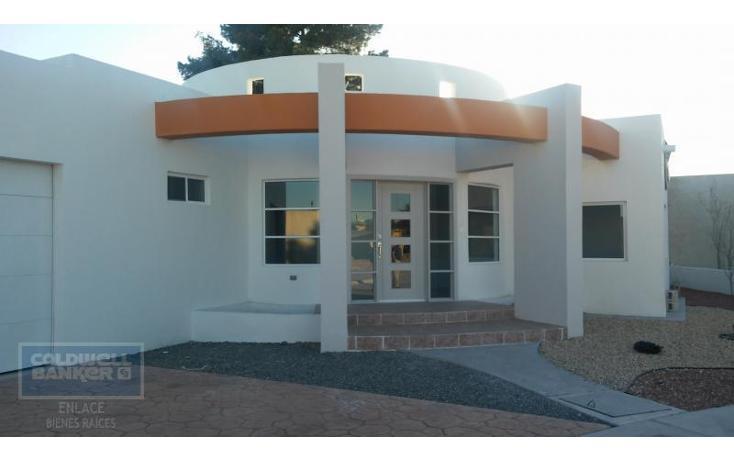 Foto de casa en venta en  , los nogales, juárez, chihuahua, 1865432 No. 01