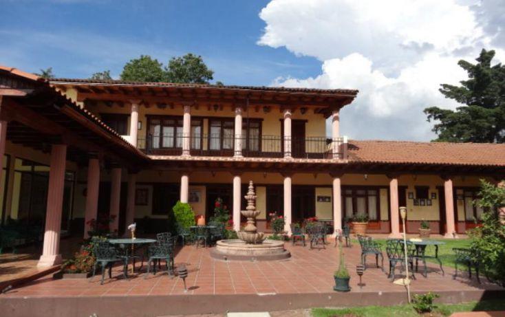 Foto de casa en venta en, los nogales, pátzcuaro, michoacán de ocampo, 1218931 no 01