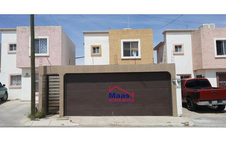 Foto de casa en venta en  , los olivos, chihuahua, chihuahua, 1776704 No. 01