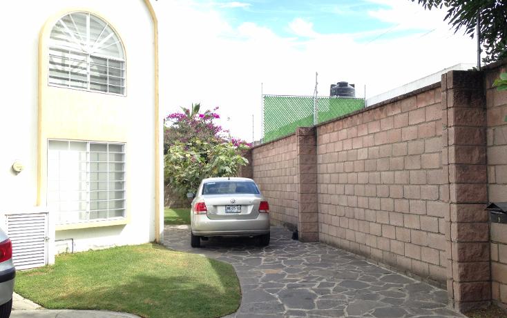 Foto de casa en condominio en venta en  , los olivos de tlaquepaque, san pedro tlaquepaque, jalisco, 1549912 No. 01