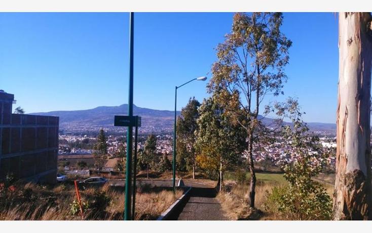 Foto de terreno habitacional en venta en  , los olivos, morelia, michoac?n de ocampo, 1613406 No. 06