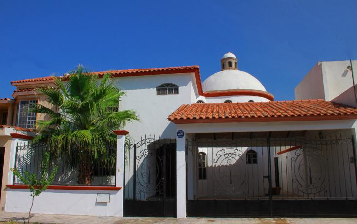 Foto de casa en venta en  , los olivos, saltillo, coahuila de zaragoza, 1339487 No. 01