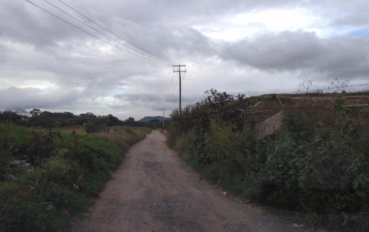 Foto de terreno comercial en venta en  , los olivos, san juan del r?o, quer?taro, 1330547 No. 08