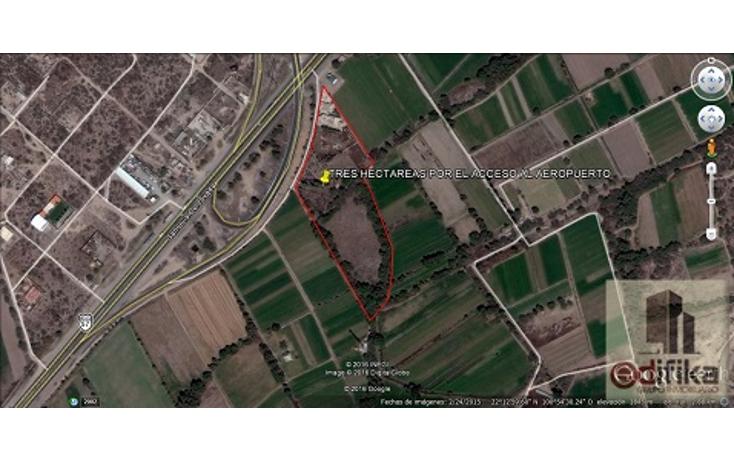 Foto de terreno habitacional en venta en  , los olivos, soledad de graciano sánchez, san luis potosí, 1768042 No. 01