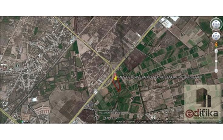 Foto de terreno habitacional en venta en  , los olivos, soledad de graciano sánchez, san luis potosí, 1768042 No. 02