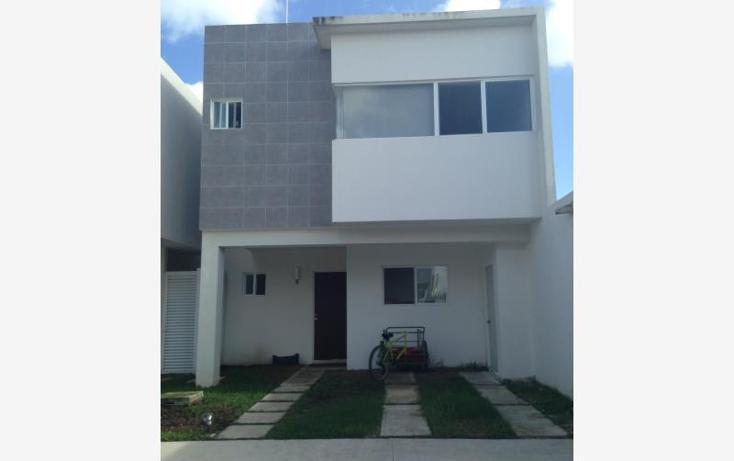 Foto de casa en venta en  , los olivos, solidaridad, quintana roo, 1546904 No. 01