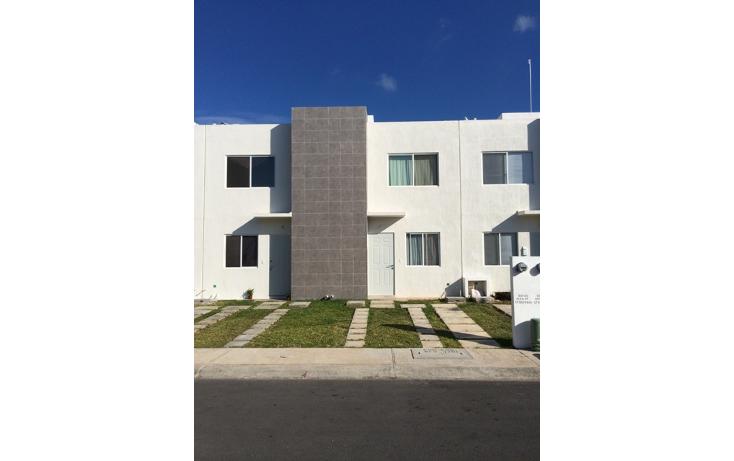 Foto de casa en renta en  , los olivos, solidaridad, quintana roo, 2044740 No. 01