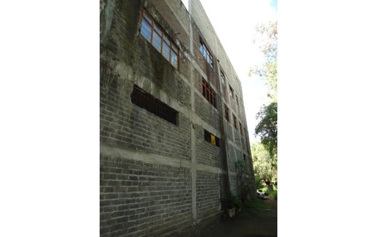 Foto de terreno habitacional en venta en  , los olivos, tl?huac, distrito federal, 1192521 No. 06