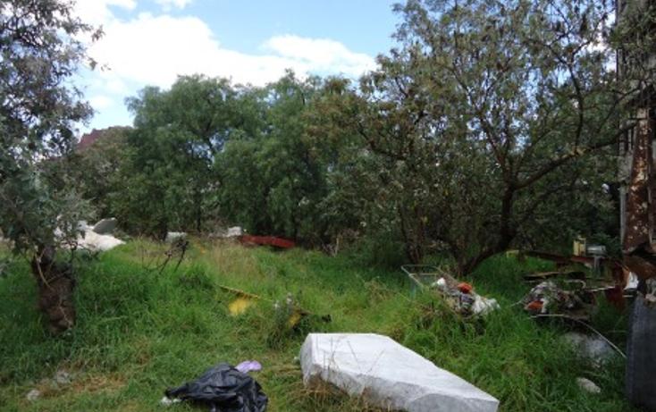 Foto de terreno habitacional en venta en  , los olivos, tl?huac, distrito federal, 1192521 No. 08