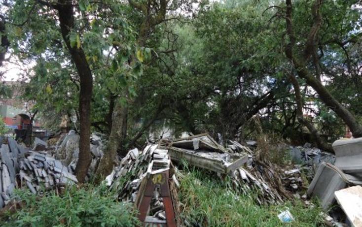 Foto de terreno habitacional en venta en  , los olivos, tl?huac, distrito federal, 1192521 No. 11