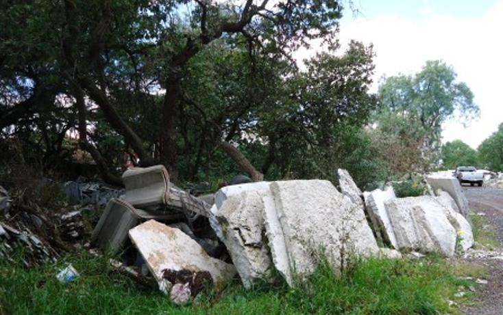 Foto de terreno habitacional en venta en  , los olivos, tl?huac, distrito federal, 1192521 No. 12