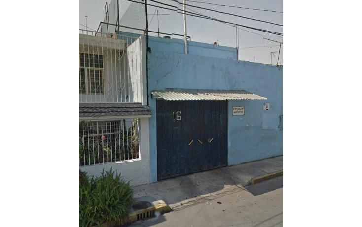 Foto de casa en venta en  , los olivos, tl?huac, distrito federal, 701155 No. 01