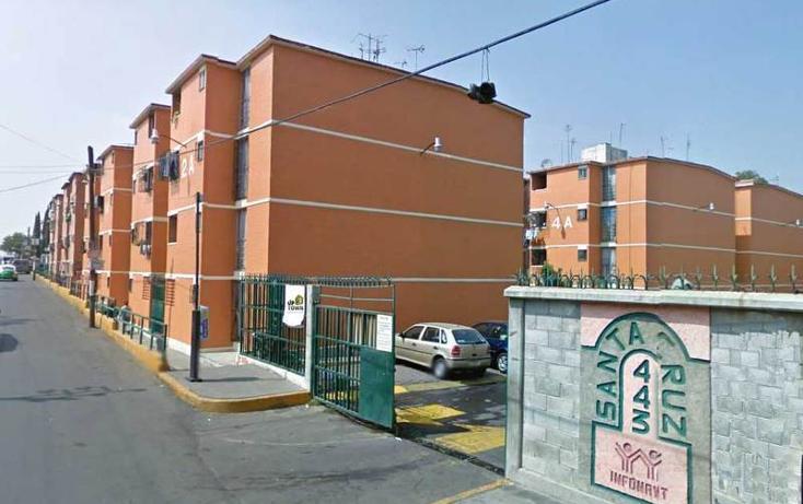 Foto de departamento en venta en  , los olivos, tláhuac, distrito federal, 703374 No. 01