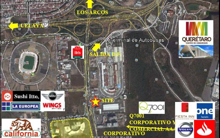 Foto de terreno comercial en venta en  , los olvera, corregidora, quer?taro, 1405711 No. 02