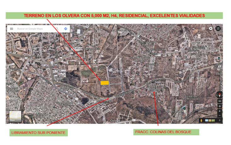 Foto de terreno habitacional en venta en  , los olvera, corregidora, querétaro, 2014868 No. 01