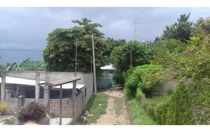 Foto de terreno habitacional en venta en  , los pájaros, tuxtla gutiérrez, chiapas, 1100343 No. 01