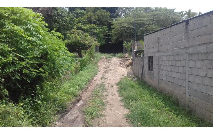 Foto de terreno habitacional en venta en  , los pájaros, tuxtla gutiérrez, chiapas, 1100343 No. 02