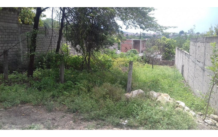 Foto de terreno habitacional en venta en  , los pájaros, tuxtla gutiérrez, chiapas, 1100343 No. 03