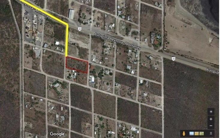 Foto de terreno comercial en venta en  , los palmitos, cadereyta jiménez, nuevo león, 1180575 No. 02