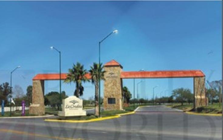 Foto de terreno habitacional en venta en, los palmitos, cadereyta jiménez, nuevo león, 313692 no 01