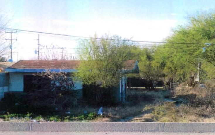 Foto de terreno comercial en venta en  , los parques, allende, coahuila de zaragoza, 1461533 No. 01