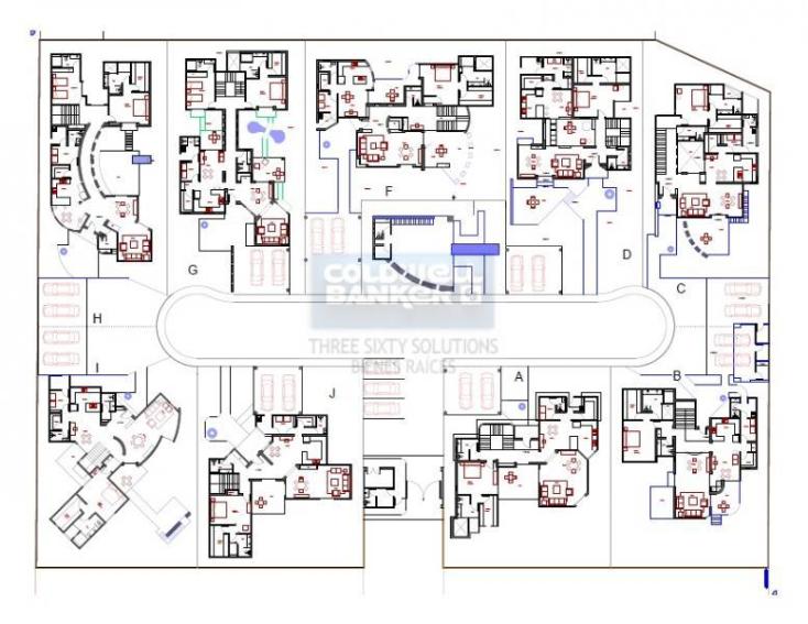 Foto de casa en condominio en venta en los patios a , san miguel de allende centro, san miguel de allende, guanajuato, 840795 No. 03