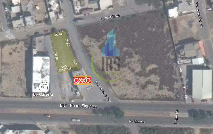 Foto de terreno comercial en venta en, los pinos 1er sector, saltillo, coahuila de zaragoza, 1094653 no 01