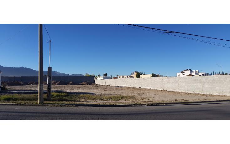 Foto de terreno comercial en venta en  , los pinos 1er sector, saltillo, coahuila de zaragoza, 1636424 No. 02