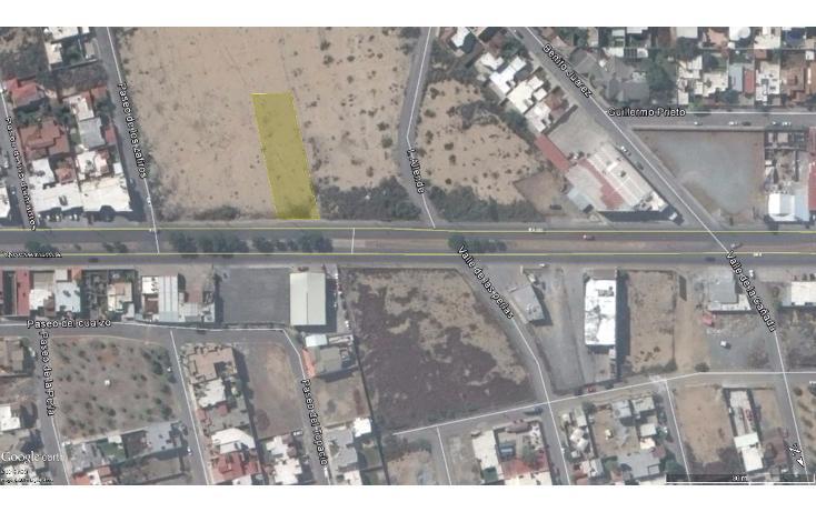 Foto de terreno comercial en venta en  , los pinos 1er sector, saltillo, coahuila de zaragoza, 1636424 No. 04