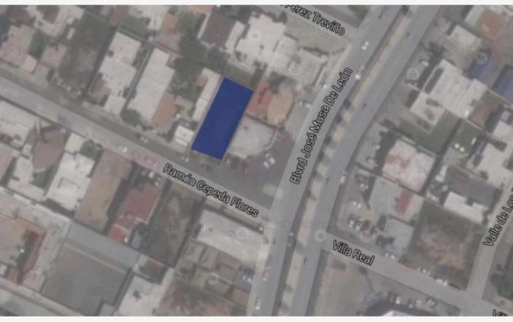 Foto de terreno comercial en renta en roman cepeda flores 156, los pinos 1er sector, saltillo, coahuila de zaragoza, 1687388 No. 03